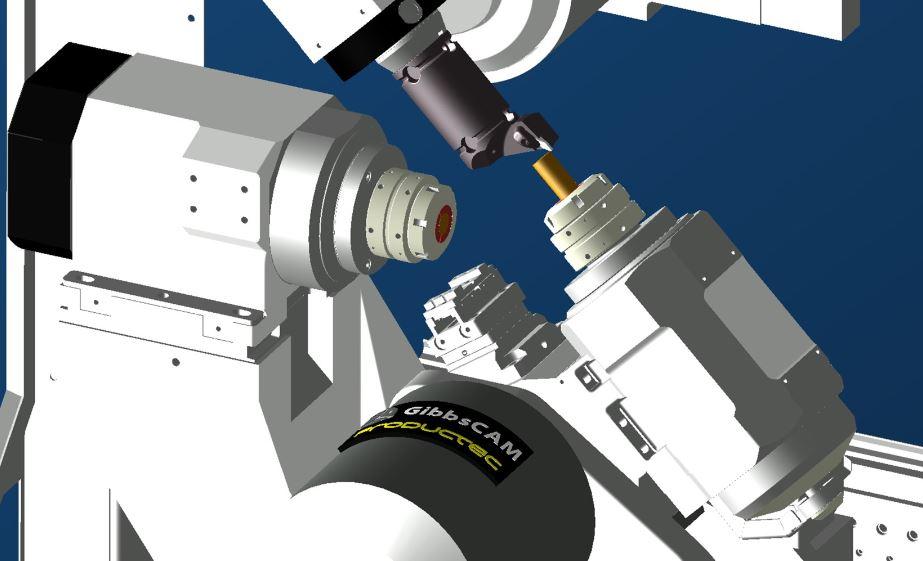 GibbsCAM 2016 ennen näkemättömät MTM-ominaisuudet.